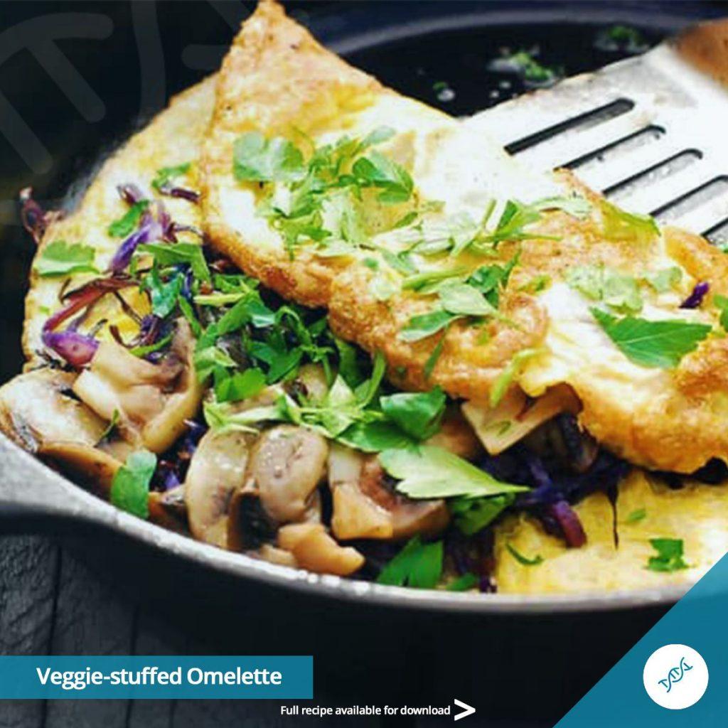 Memo_Good For You Veggie-stuffed Omelette
